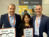 Asinit on BMC Exchange 2016